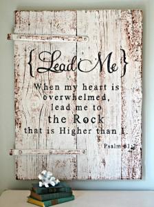 Psalm 61.2