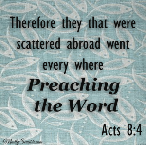 Acts 8.4