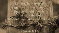 Rom 6.12-13