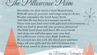 Pillowcase Poem