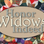 Honor Widows Indeed