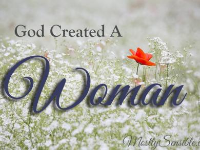 God Created A Woman3
