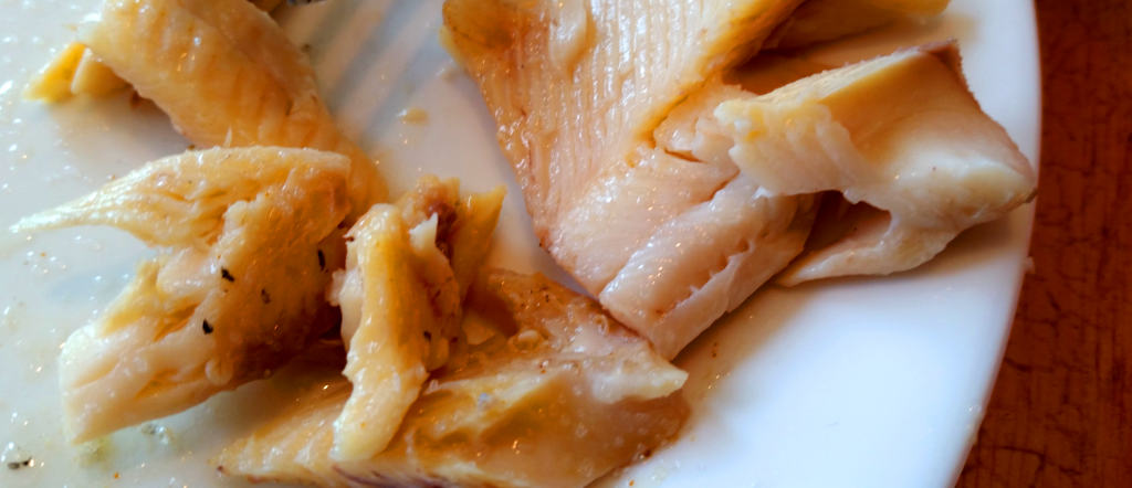 Trout Meat